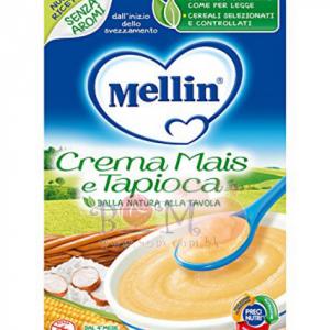 MELLIN CREMA MAIS E TAPIOCA 200GR