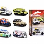 SIMBA MAJORETTE EXPLORER CARS 6 ASSORTITI
