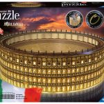 RAVENSBURGER PUZZLE 3D COLOSSEO NIGHT EDITION