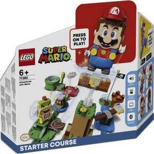 LEGO LE AVVENTURE DI MARIO STARTER SET