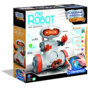 CLEMENTONI SCIENZA E GIOCO NEW MIO ROBOT
