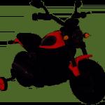 TEOREMA TEO'S MOTO CUSTOM CAVALCABILE 6V ROSSA