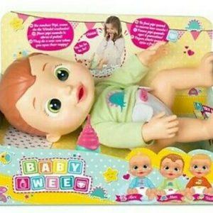 NUOVA gamma Deluxe Bambole Carrozzina Buggy Walker Swing da Viaggio Lettino Seggiolone Bambino Divertente Giocattolo