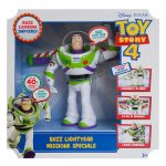 MATTEL TOY STORY 4 BUZZ MISSIONE SPECIALE