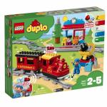 LEGO 10874 TRENO A VAPORE