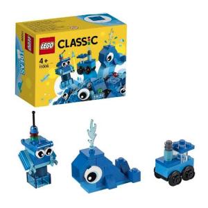 LEGO 11006 MATTONCINI BLU CREATIVI