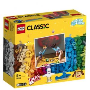 LEGO BRICKS AND LIGHTS