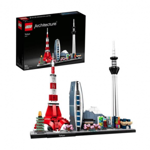 LEGO ARCHITECTURE TOKYO