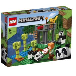 LEGO MINECRAFT ALLEVAMENTO PANDA 21158