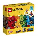 LEGO CLASSIC MATTONCINI E RUOTE