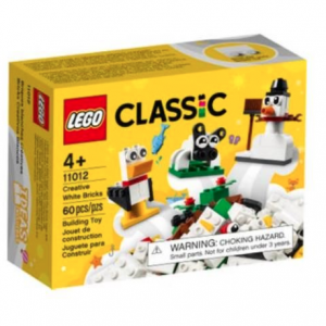 LEGO CLASSIC MATTONCINI BIANCHI CREATIVI