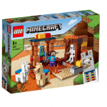 LEGO MINECRAFT IL TRADING POST
