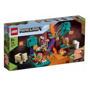 LEGO MINECRAFT LA WARPED FOREST
