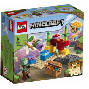 LEGO MINECRAFT LA BARRIERA CORALLINA