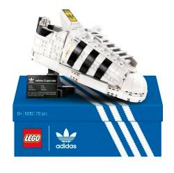LEGO ICONSADIDAS ORIGINALS SUPERSTAR