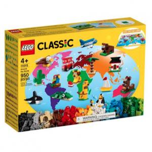 LEGO CLASSIC GIRO DEL MONDO