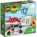 LEGO DUPLO AEREO E AEROPORTO